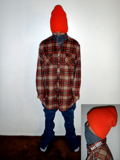 Tall button-up flannel-XLT T&O